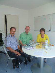 Eckard Göttler, Dr.Timm Kern, Waltraud Göttler