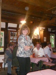 Kreisvorsitzende Angelika Engeln