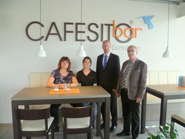 Besuch der CafesitoBar der Schwarzwaldwerkstatt Dornstetten