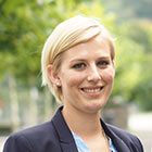 Carolin Schmollinger, Leitung Abgeordnetenbüro