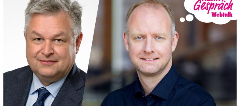 Michael Link MdB und Timm Kern im Kern-Gespräch