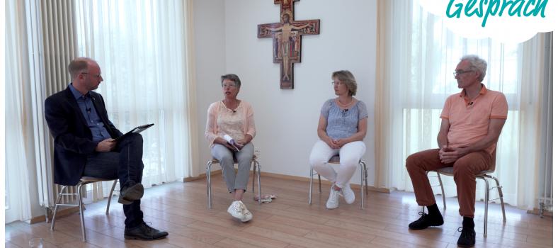 Kern-Gespräch mit der Arbeitsgemeinschaft Hospiz Freudenstadt